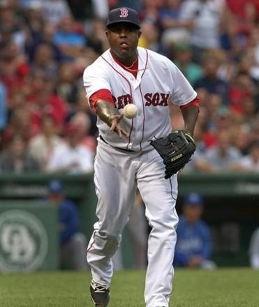 Rubby De La Rosa stifled the Royals, allowing one run and five hits over seven innings.